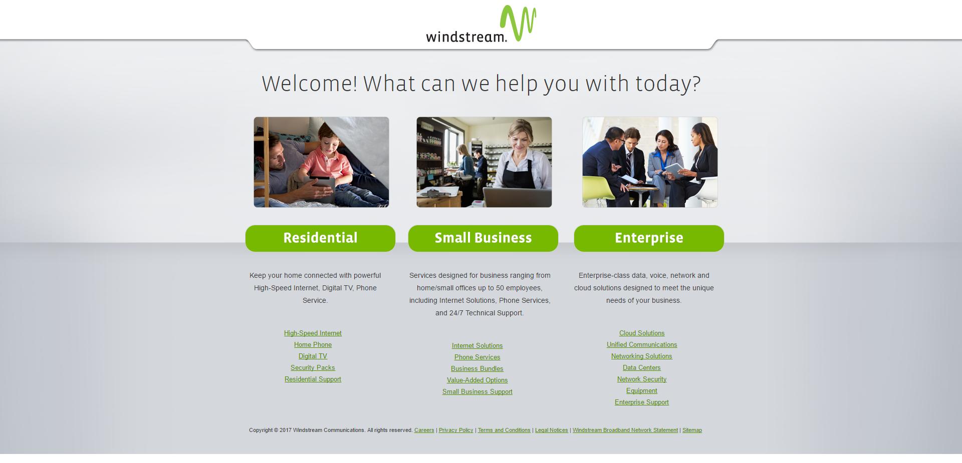 Windstream Online