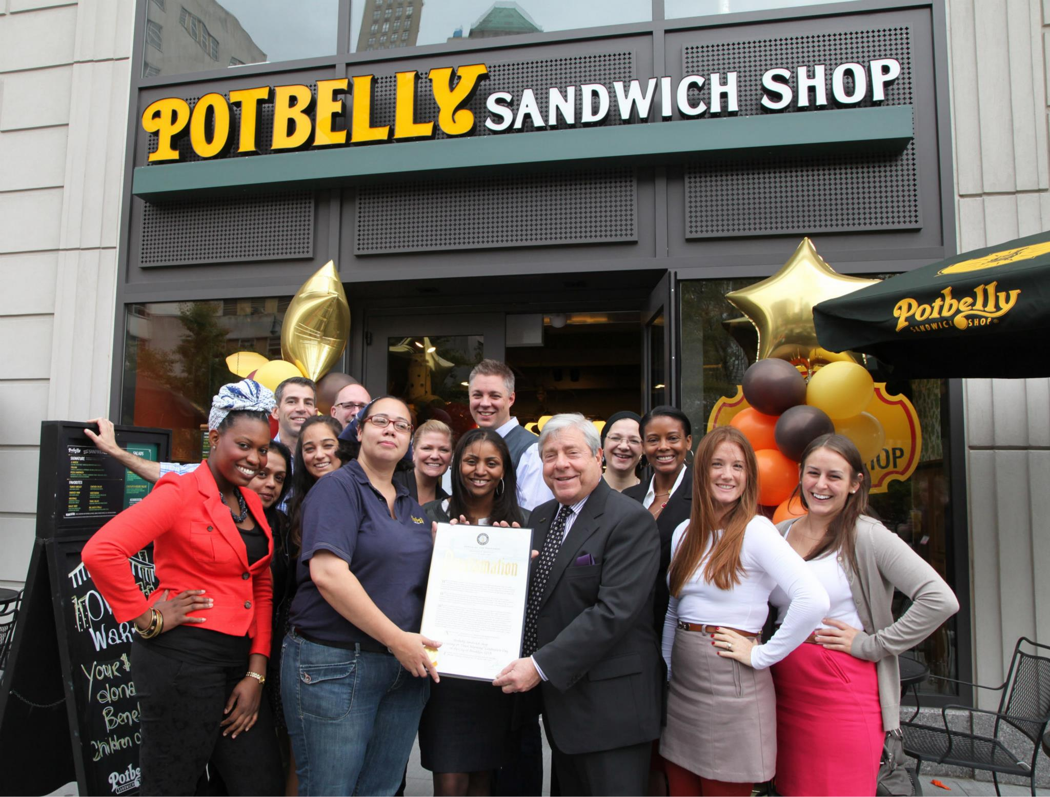 Potbelly Picture