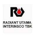Radiant Utama Interinsco logo