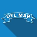 Del Mar Thoroughbred Club logo