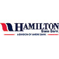 Hamilton State Bank Inc logo