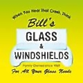 Bill's Glass and Windshields logo