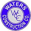 Waters Construction logo