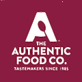 The Authentic Food logo