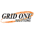 Grid One Solutions logo
