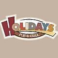 Holidays Pub & Grill logo