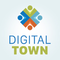 DigitalTown logo
