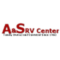 A & S RV Center logo