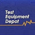 Test Equipment Depot logo
