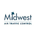 Midwest Air Traffic Control Service logo