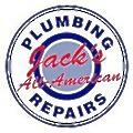 Jack's All-American Plumbing logo