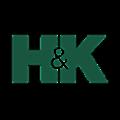 The H&K Group logo