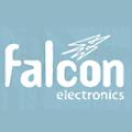 Falcon Electronics logo