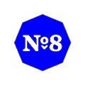 Store No. 8 logo