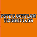 Pete's Out Flow Technicians logo