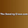 The Sanding Glove logo