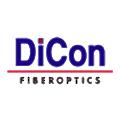 DiCon Fiberoptics logo