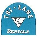 Tri-Lane Equipment Rentals logo