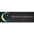Crescent Sound & Light logo