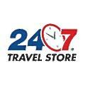 24/7 Travel Stores logo