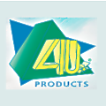 4U Products logo
