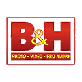 B & H Photo Video Pro Audio logo
