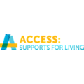 Access: Supports for Living logo