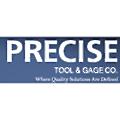 Precise Tool & Gage logo