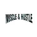 Muscle and Hustle logo