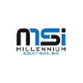 Millennium Solutions logo