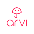 Ask Arvi logo
