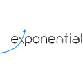 Exponential AB logo