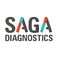 SAGA Diagnostics logo