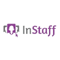 InStaff & Jobs logo