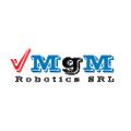 MgM Robotics logo