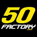50Factory logo