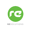 RE Solutions logo