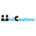 MiniCautions logo