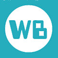 WarnaBiru logo