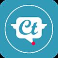 CrypTalk logo