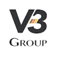 V3 Group logo
