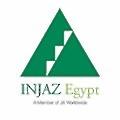 INJAZ Egypt logo