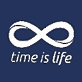 Time Is Life logo