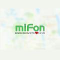 miFon logo