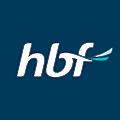 HBF Health logo