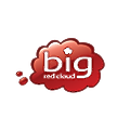 Big Red Cloud logo
