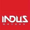 Indus Motors logo
