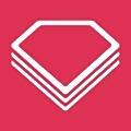Ruby Datum logo