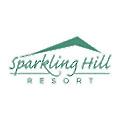 Sparkling Hill Resort logo