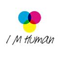 I M Human logo